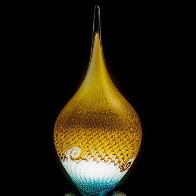 Peter Kuchler III blown glass art
