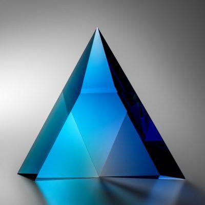 IRDS Ingrid Rachova David Suchoparek glass sculpture